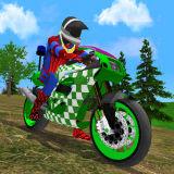 Игра Супер Трюки на Мотоциклах