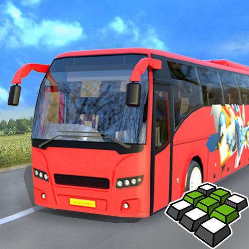 Игра Симулятор Индийского Автобуса 3Д - Играть Онлайн!