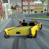 Игра Безумный Таксист