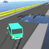 Игра Езда по Разбитому Мосту
