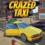 Игра Сумасшедшее Такси: Безумие и Ярость