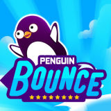 Игра Пингвин Подпрыгивает