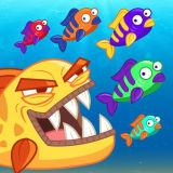 Игра Ловкая Рыбка