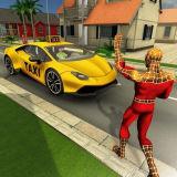 Игра Супергеройское Такси