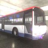 Игра На Автобусе за Рулем по Городу