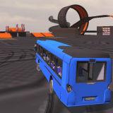 Игра Трюки и Разрушения Автобусов 2