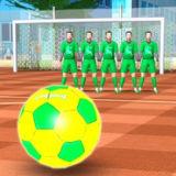 Игра Уличный Футбол: Штрафные Удары 3Д