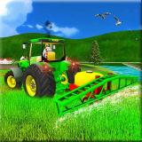 Игра Настоящий Трактор Фермера