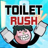 Игра Туалетный Забег Троллфейса 2