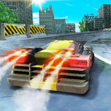 Игра Трюки Автомобилей в Старом Городе