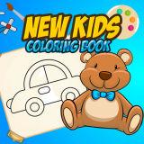 Игра Новая Детская Книга Раскраска