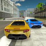Игра Автомобили: Гонки по Улицам 3Д