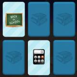 Игра Назад в Школу: Парные Картинки