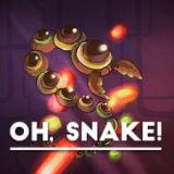 Игра Ох Змейка