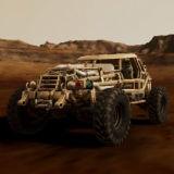 Игра Джипы на Марсе