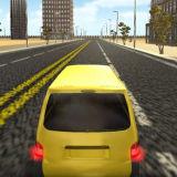 Игра Вождение Микроавтобуса 3Д