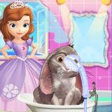 Игра Уход за Кроликом Софии