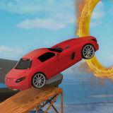 Игра Автомобильные Каскадерские Гонки: Мега Трюки