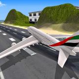 Игра Рейс Самолета 3Д