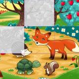 Игра Пазлы для Детей 4 лет