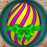 Игра Раскраска: Пасхальные Яйца Ручной Работы