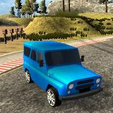 Игра Вождение: Русский Джип УАЗ 4х4