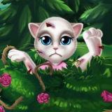 Игра Кошка Анжела: Несчастный Случай