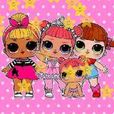 Игра Куклы ЛОЛ: Найди Отличия