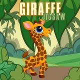Игра Пазлы Жирафа