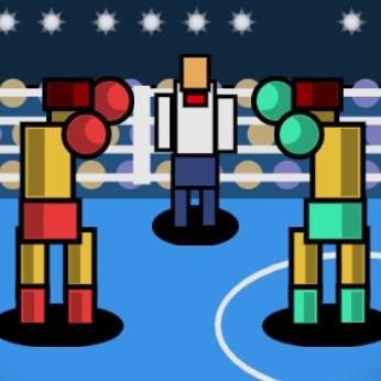 Игра Квадратный Бокс - Играть Онлайн!