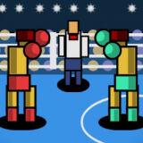Игра Квадратный Бокс