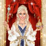 Игра Королевская Мода: Салон Для Королевы