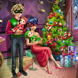 Семейное Рождество Леди Баг