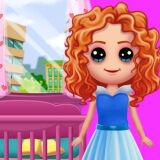 Игра Кукольный Домик: Дизайн и Отделка