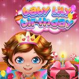 Игра День Рождения Малышки Лили