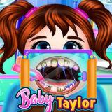 Малышка Тейлор у Стоматолога