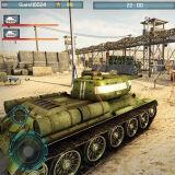 Игра Танковый Бой 3D : Война Танков 2k20