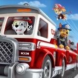 Игра Щенячий Патруль: Миссия Пожарной Команды Маршалла