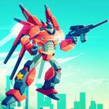 Игра Инопланетный Робот-Воин: Скрытые Звезды