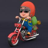 Игра Мотоциклы: Найди Отличия