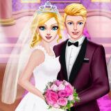 Игра Свадебный Поцелуй Принцессы