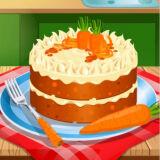 Игра Печем Морковный Торт