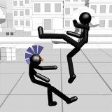 Игра Стикмен: Жесткая Драка 3Д