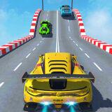 Игра Мега Крутые Трюки на Машинах 3Д