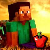 Игра Майнкрафт: Яблочный Стрелок