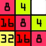 Игра Бумажный Блок 2048