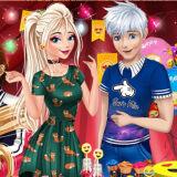 Игра Принцессы: Праздник в Стиле Эмоджи