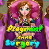 Игра Беременная Анна в Хирургии