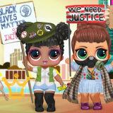 Игра Куклы Лол на Протесте
