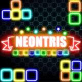 Игра Неоновый Тетрис